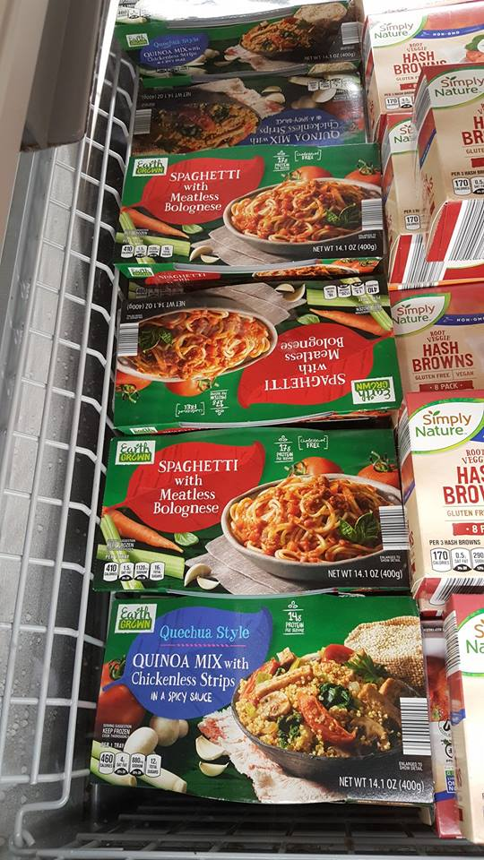 Aldi Vegan Finds