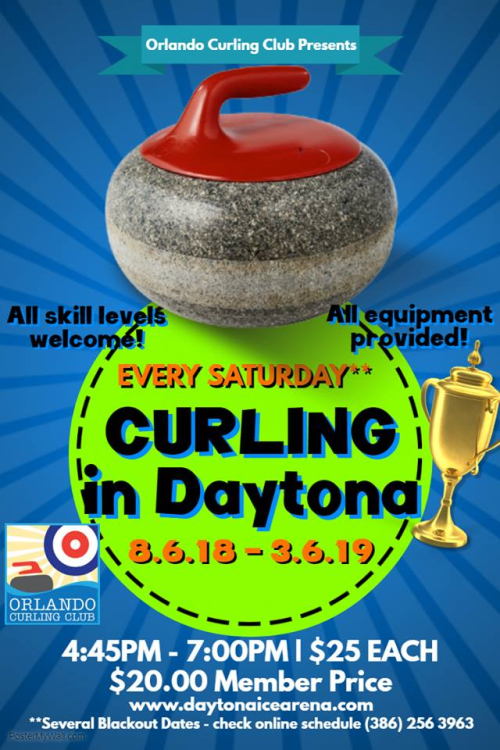 Curling-daytona