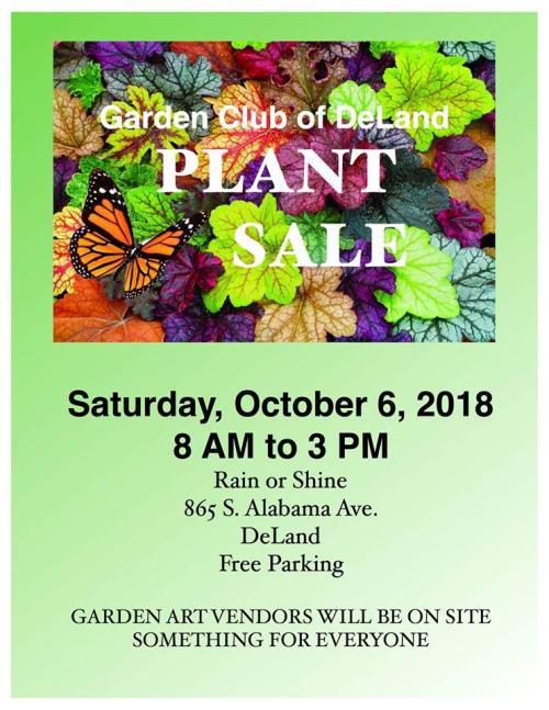 Plant-sale-deland