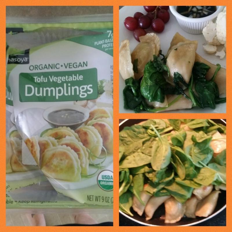 Tofu-dumplings