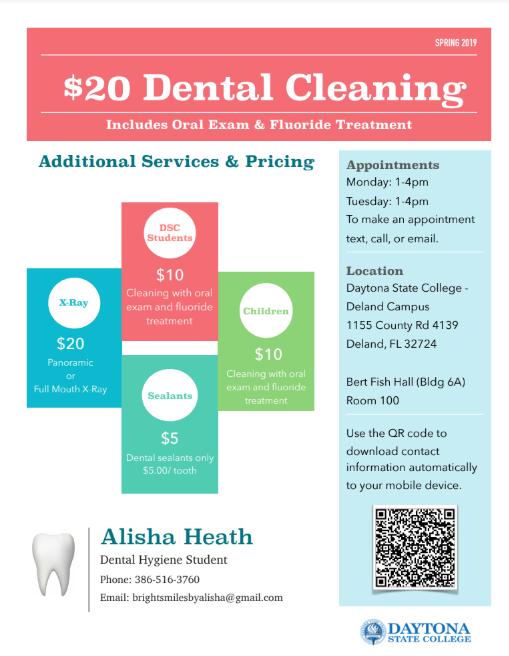 Dentalcleanings