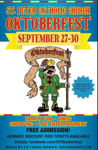 Oktoberfest 2018 Poster