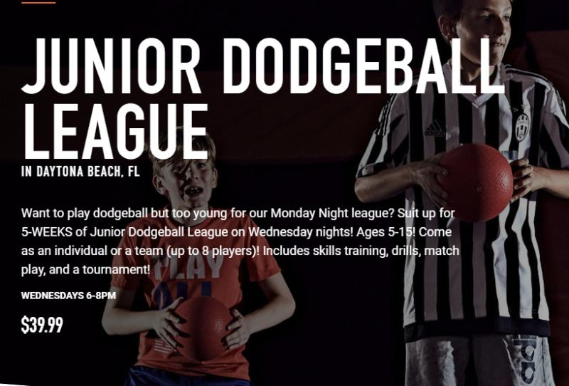 Junior-dodgeball-league-daytona