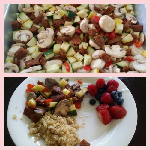 Roasted-veggies-with-seitan