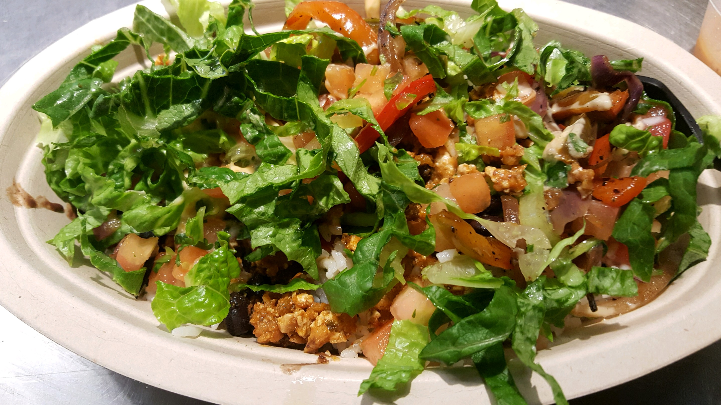 Vegan Options At Chipotle Vegetarian Options At Chipotle
