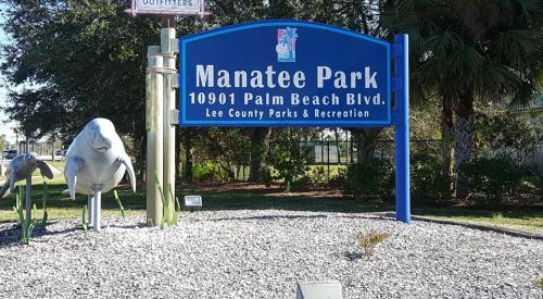 Manatee-park