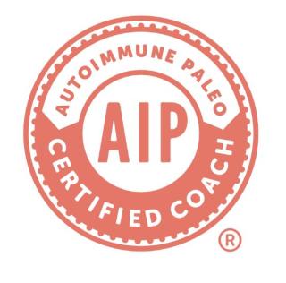 Aip logo pink
