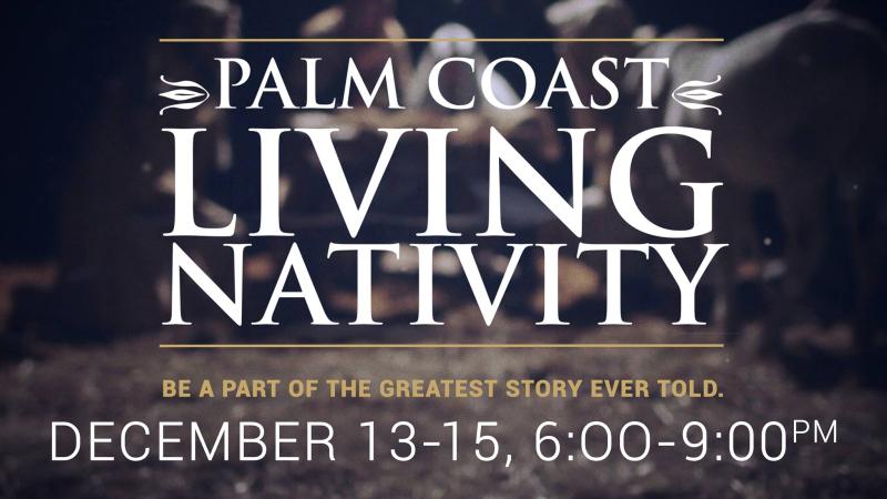 Living-nativity-palm-coast