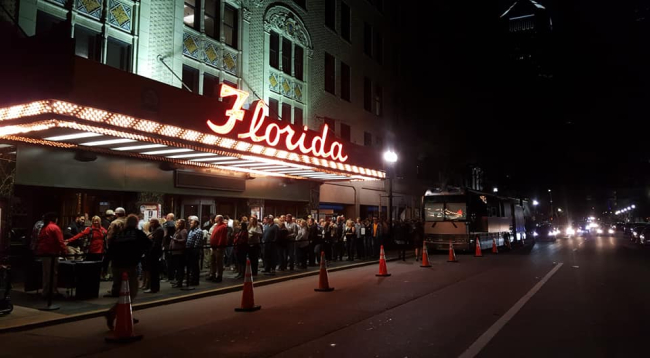 Florida Theatre in Jacksonville Venue Review