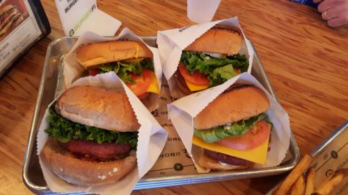 Burgerfi-vegan
