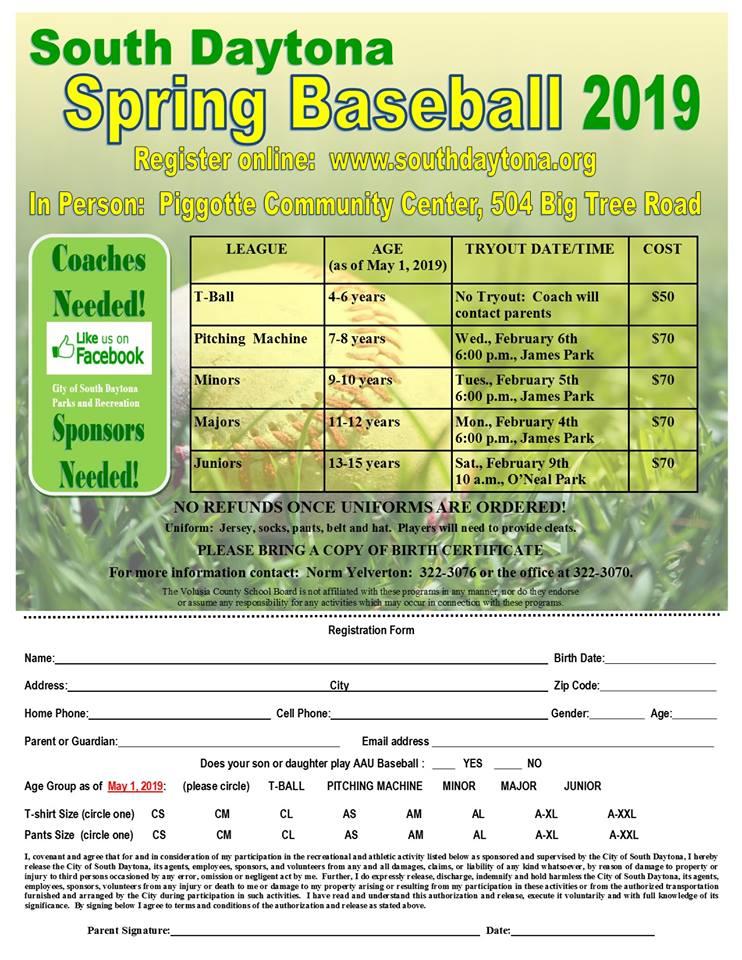 Spring-baseball