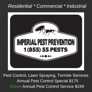 Imperial-pest