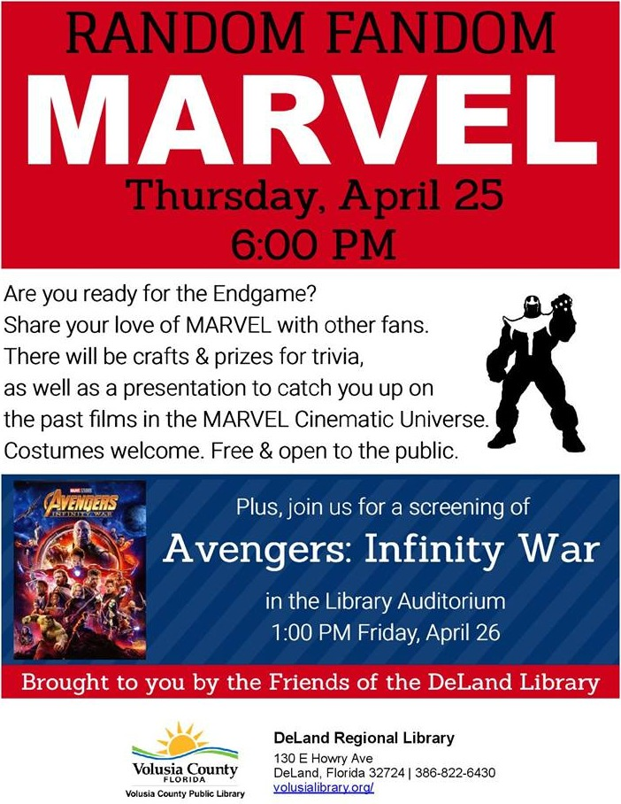 Marvel-library