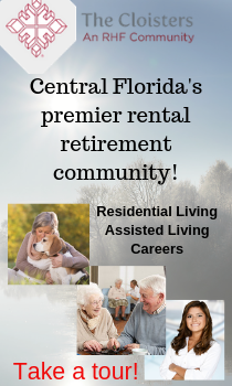 Central Florida's premier rental retirement community!
