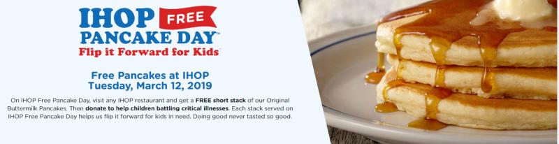 Ihop-free-pancakes