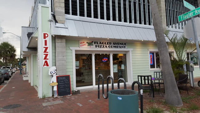 Review: Flagler Avenue Pizza Company