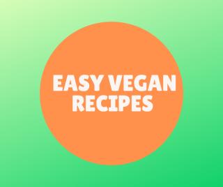 EASY-VEGAN-RECIPES