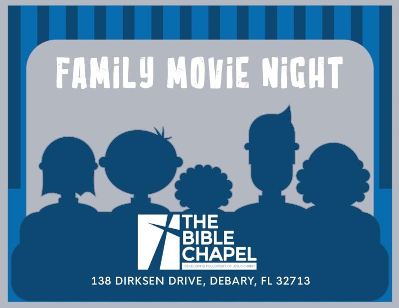 TBC DeBary Movie Night