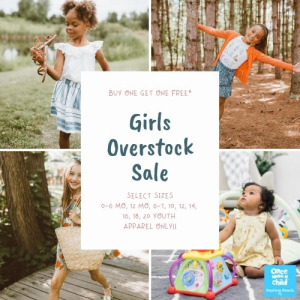 Copy of Girls Overstock Sale