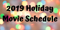 Holiday-movie-schedule