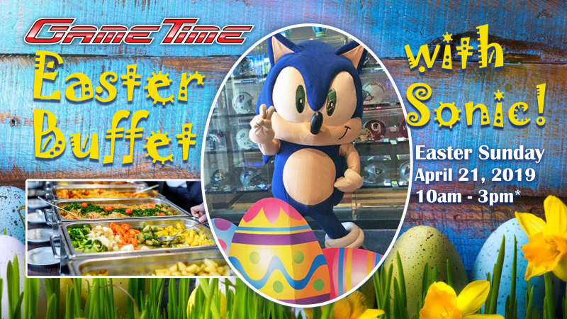 Easter-Buffet-at-GameTime-HDTV-with-logo