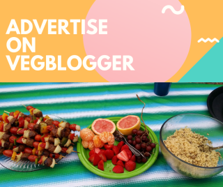 Advertise on VegBlogger