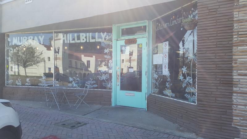 Murray Hillbilly in Jacksonville