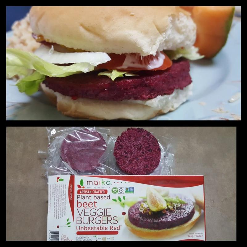 Beet-burgers