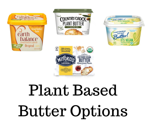 Plant-based-butter