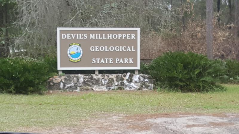 Devils-millhopper-state-park