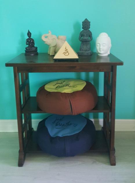 Home-meditation-center