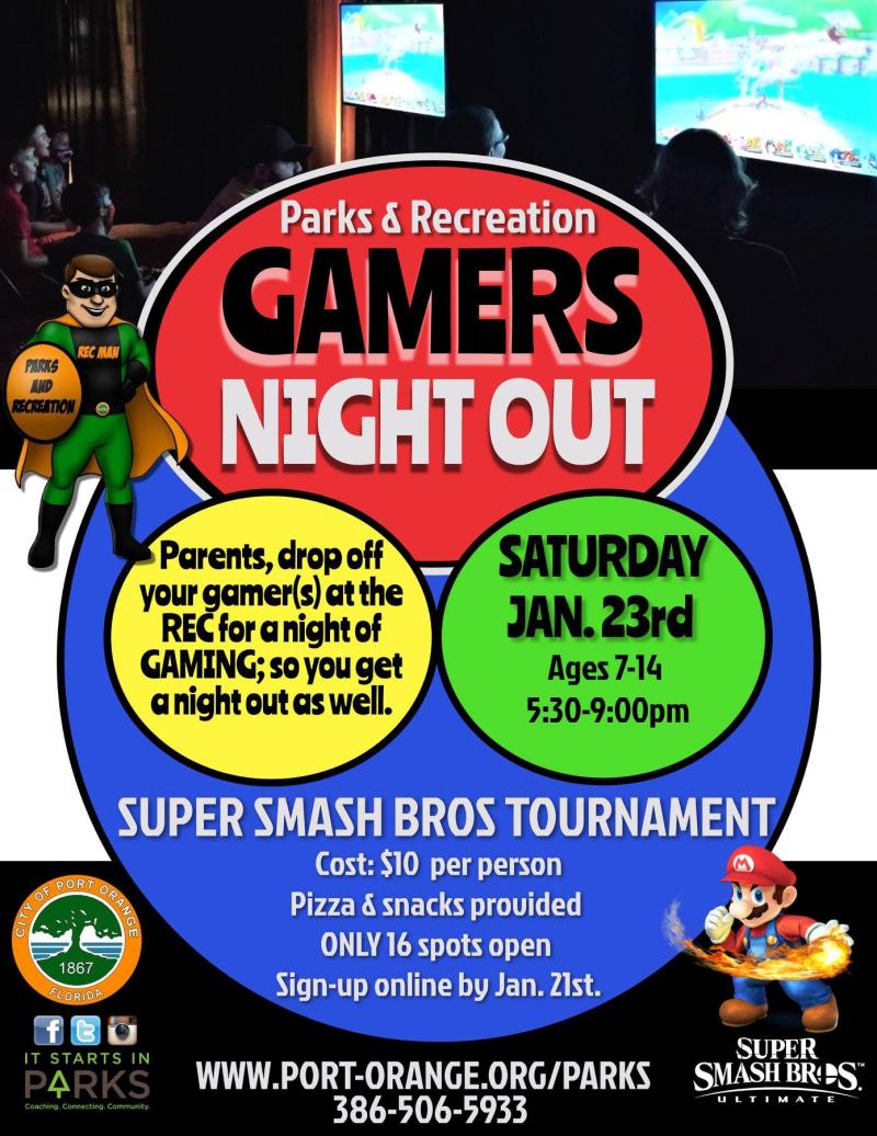 Gamersnightout