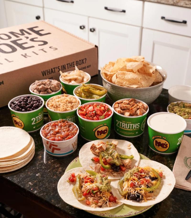Meal Kit Box