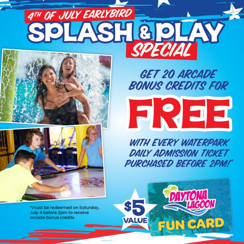 DL Earlybird Splash & Play 2020 Social Posting Art