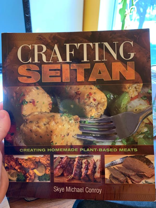 Crafting-seitan-cookbook
