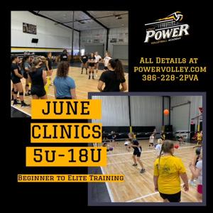 June Summer Clinics 2021 A