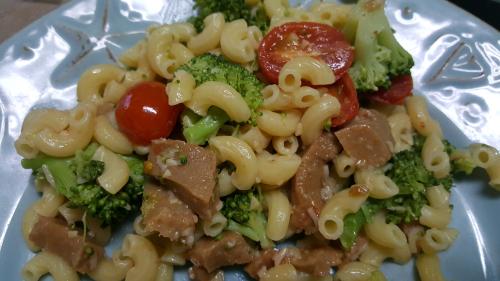Vegan-pasta