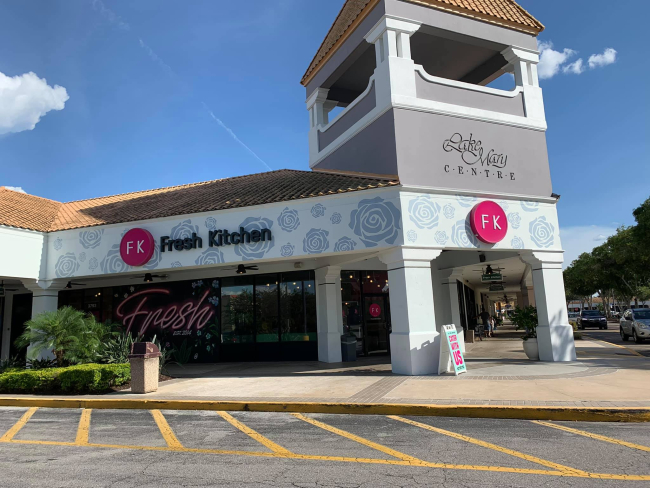 Fresh Kitchen Review - Lake Mary location
