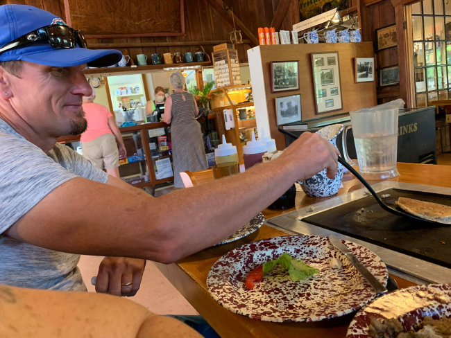Review: Old Spanish Sugar Mill Restaurant at DeLeon Springs