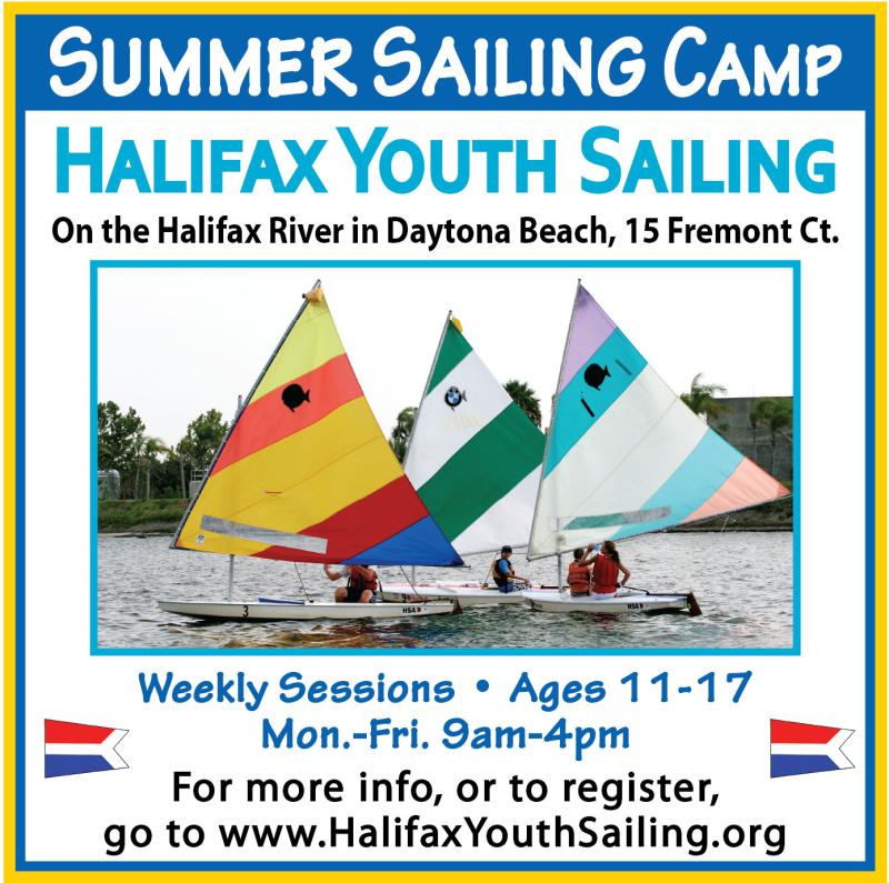 Halifax Youth Sailing 2021